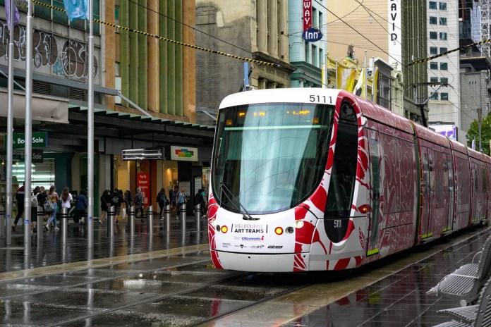 Getting Around Melbourne