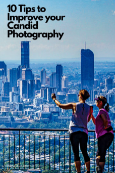 10 Tips to Improve your Candid Photography