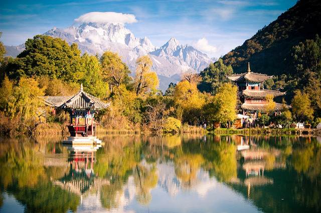 places china visit different