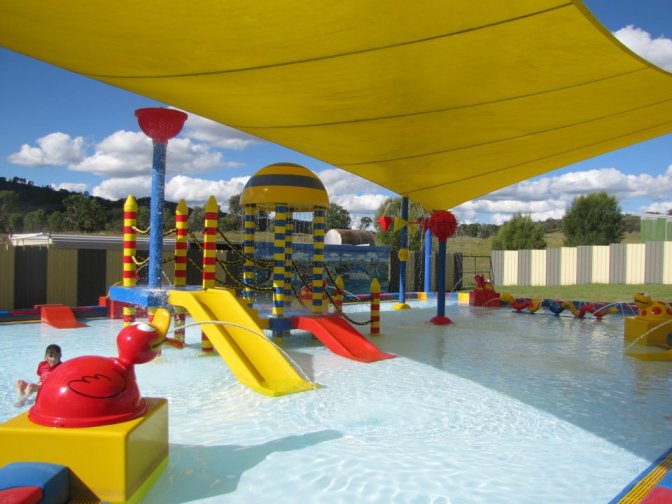 green valley water park