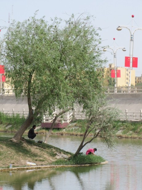 kashgar lake