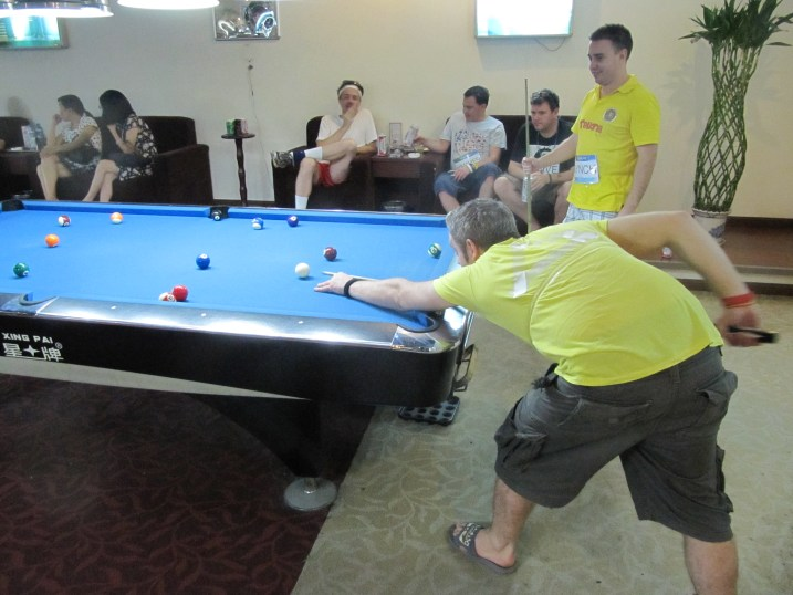 Pool at the Nanjing Olympics