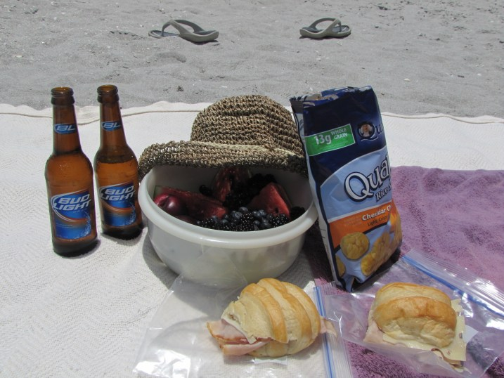 Picnic on Sanibel
