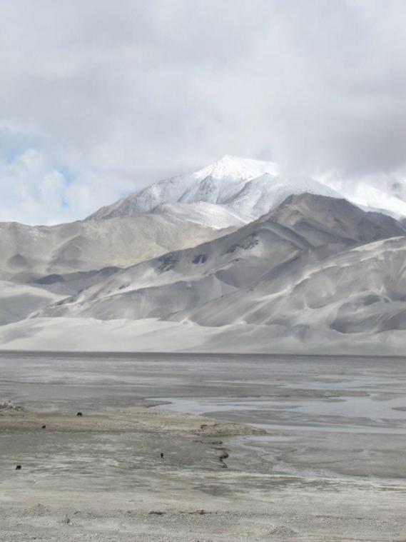 Sand Mountains, Xinjiang