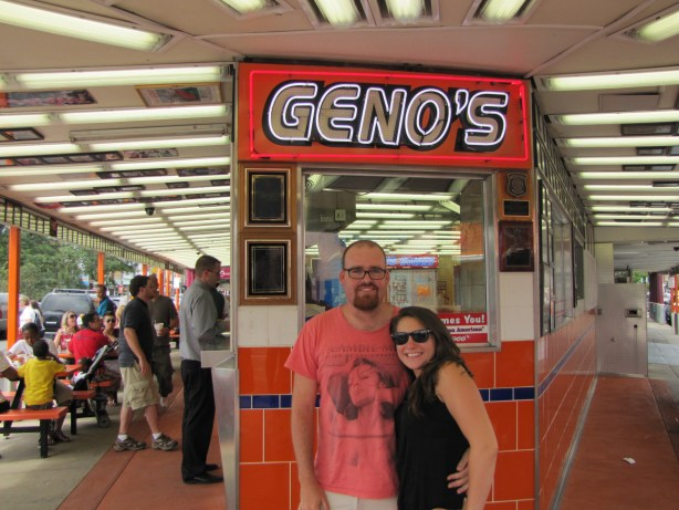 Geno's Philly Cheese Steaks