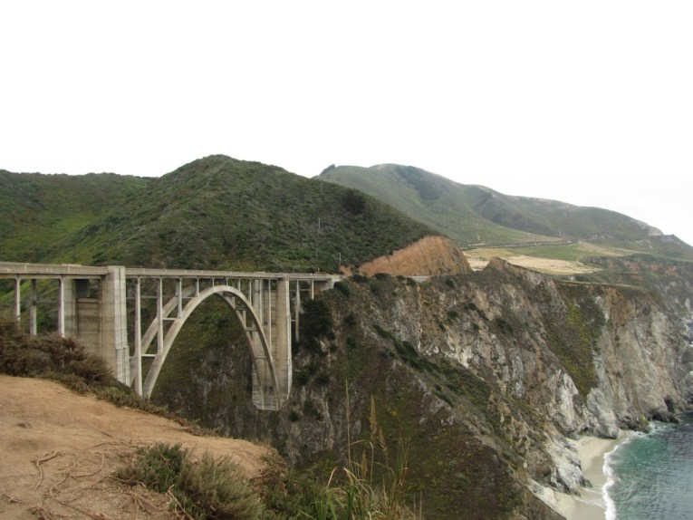 bixby bridge monterey california