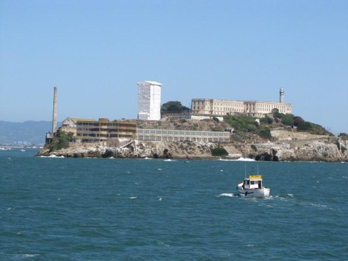 Oh hi, Alcatraz. Sup?