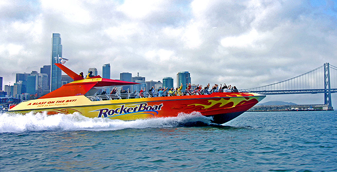 The San Francisco RocketBoat