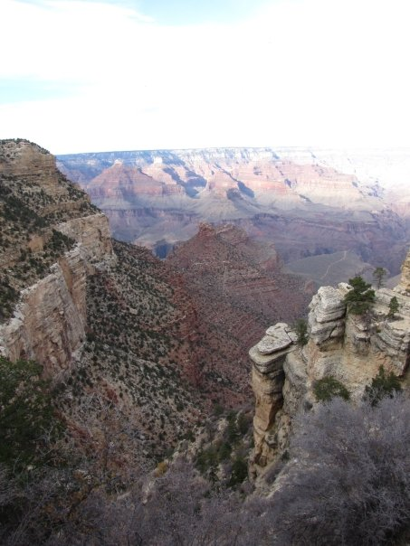 One of many shots from the Grand Canyon