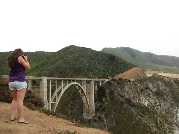 Bixby Bridge on Route 1. So beautiful.