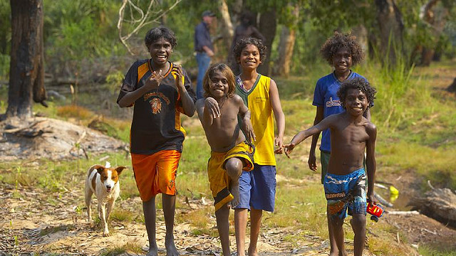 Arnhem Land offers visitors a chance to see a side of Australian life often unseen by tourists and locals alike. Photo by Ewen Bell.