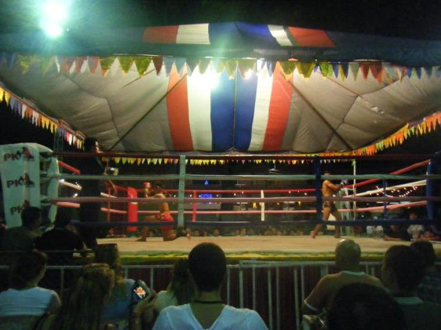 Muay Thai is a religion in Thailand.
