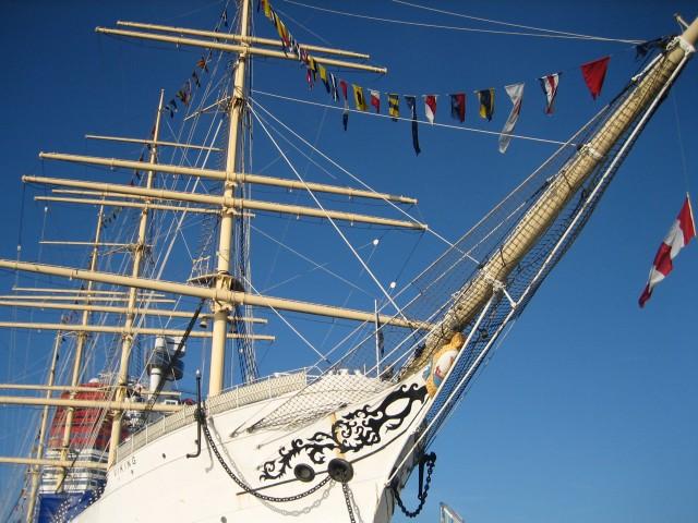 ship maritime gothenburg