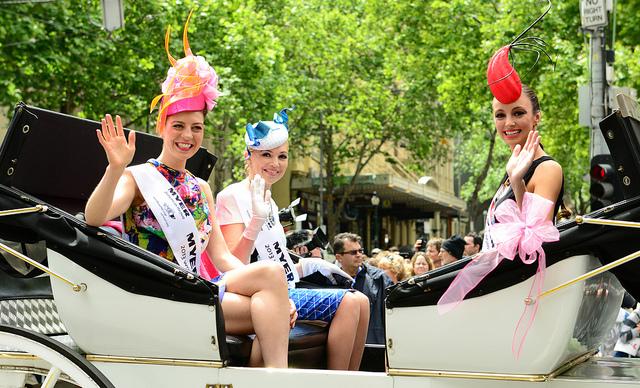 spring carnival melbourne