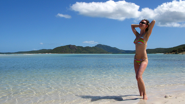 whitsundays girl