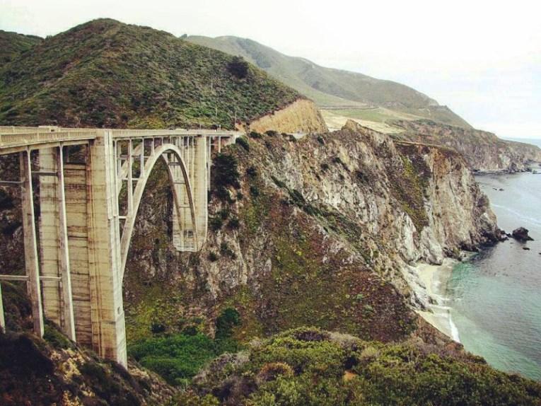 bixby bridge highway one big sur