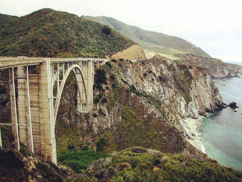 bixby bridge highway one big sur