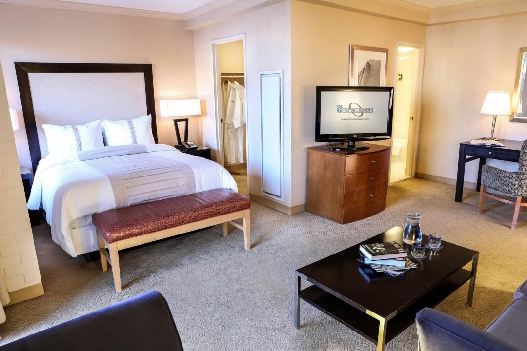 one washington circle suite