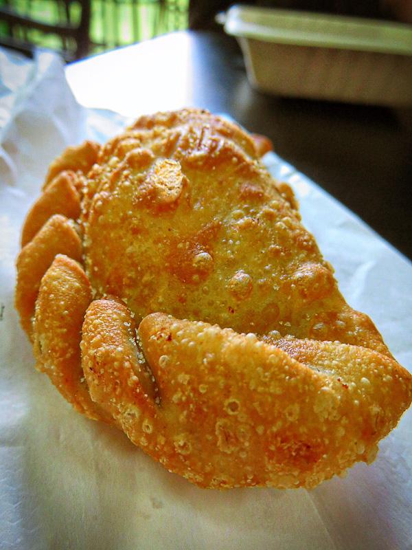 empanada fast gourmet carpe dc