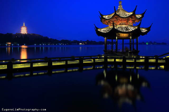 20. West Lake, Hangzhou
