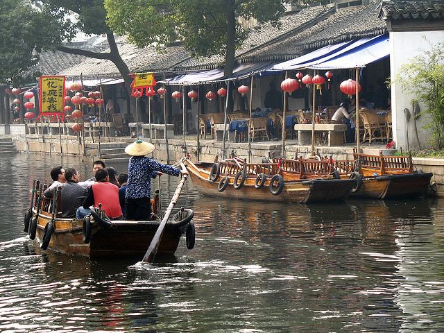 tongli water town china