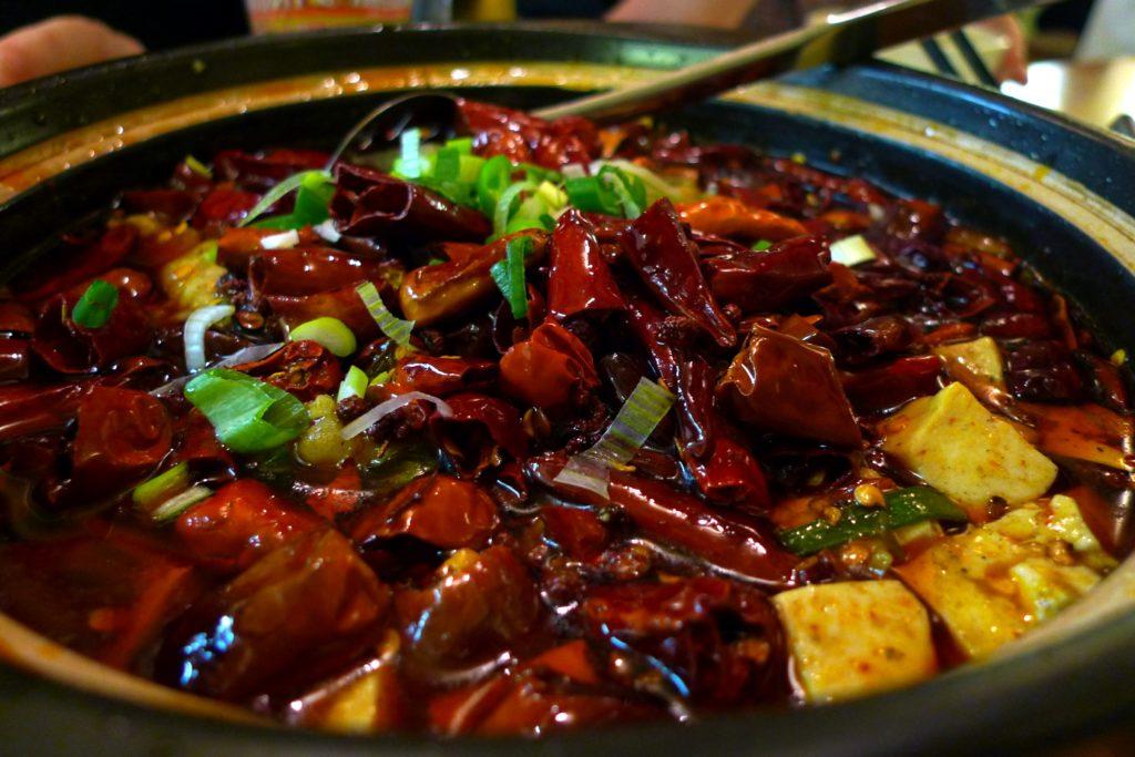 Chongqing Hotpot sichuan