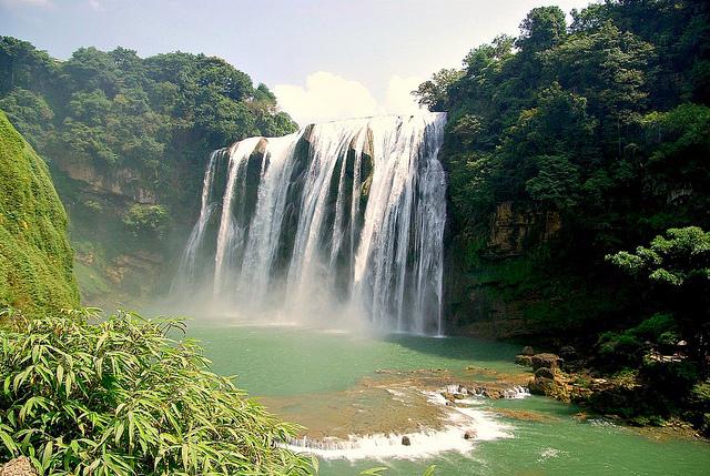Guizhou Huangguoshou Waterfall