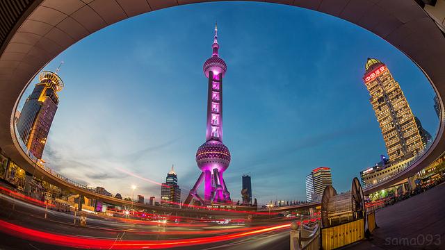 the pearl shanghai