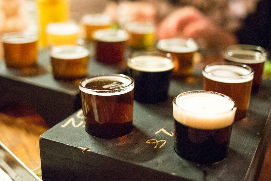 beers beijing brewery tour lost plate craft beer china