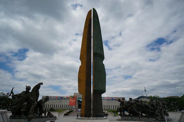 seoul war memorial of korea
