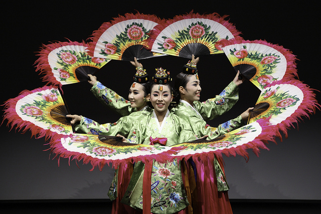 5. Korean dance