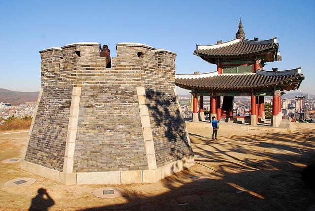 suwon fortress hwaseong