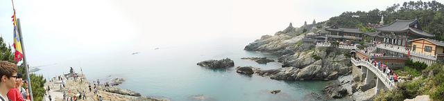 yonggungsa seaside temple busan