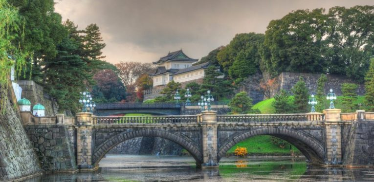 11 - Imperial Palace Tokyo