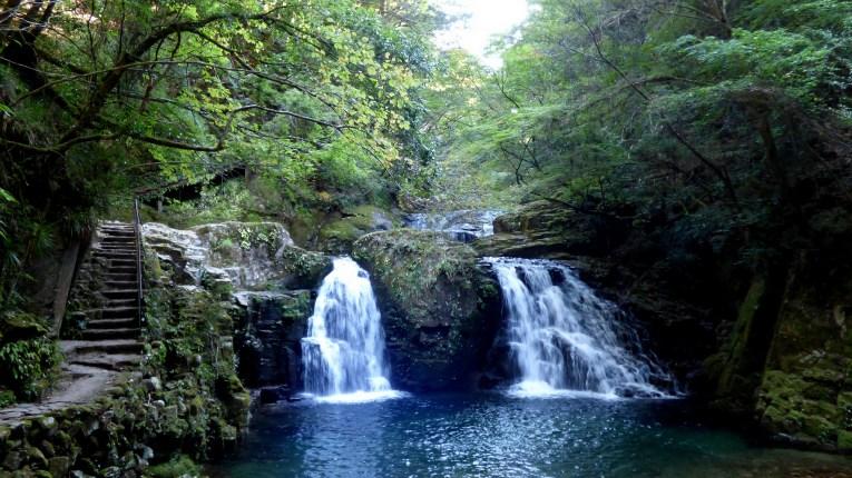 48 - Akame Waterfalls