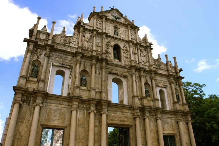 st. paul's cathedral macau