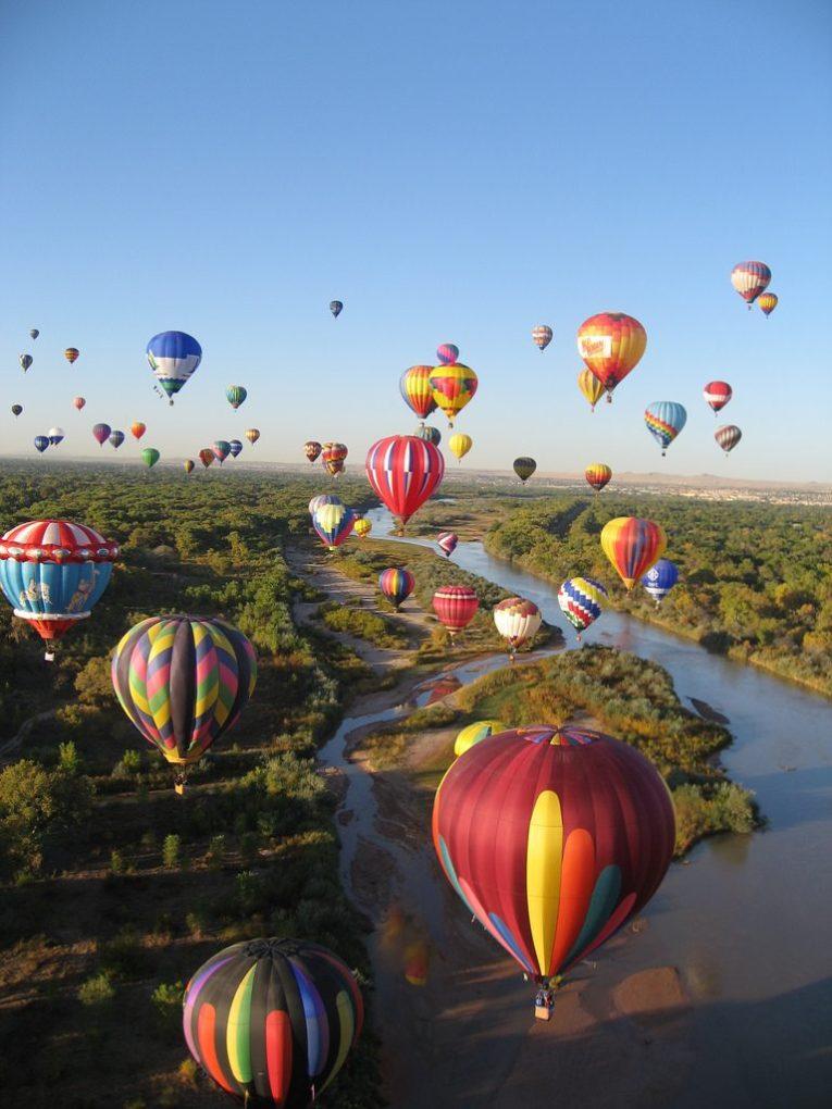 abq albuquerque balloon festival