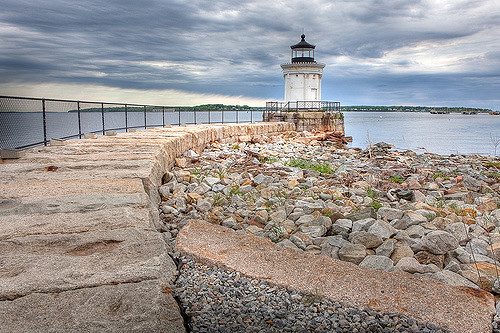 portland maine lighthouse