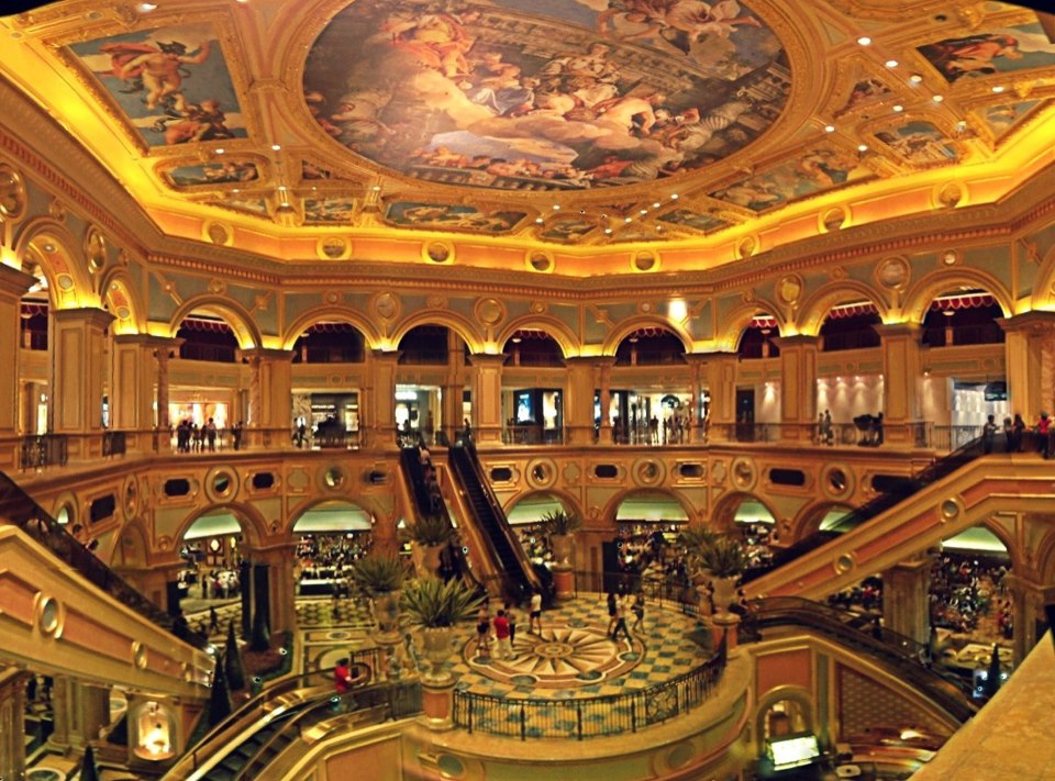 macau one day itinerary casino