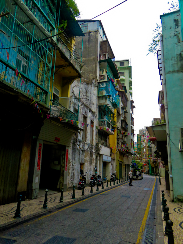 old town macau one day itinerary