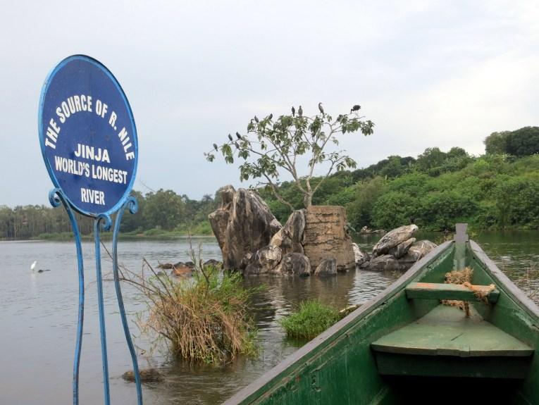 source of the nile jinja uganda