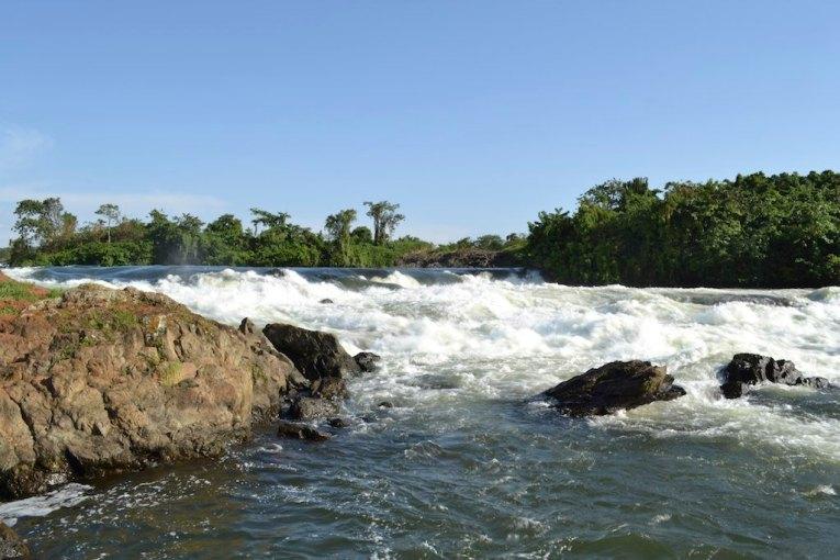 jinja whitewater rafting uganda