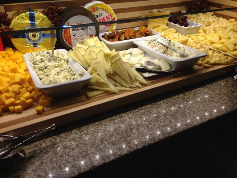 cheese caesar's palace buffet