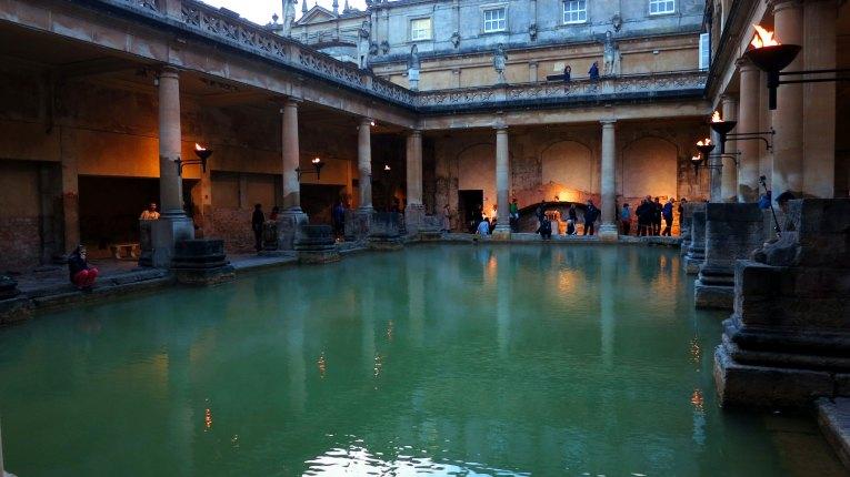 roman baths uk road trip