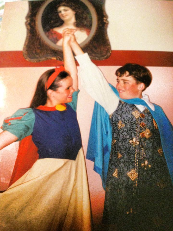 prince charming snow white ballet