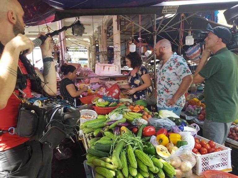 hoi an tiger market