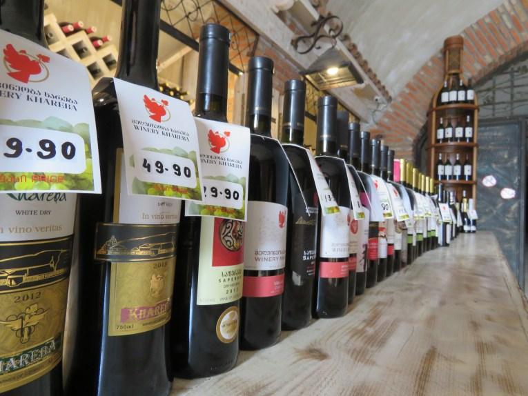georgian wine kakheti wine tour