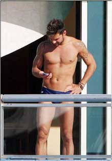 Ricky Martin Speedos
