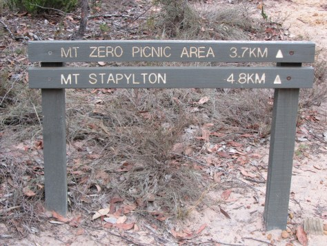 Mount Stapylton, Grampians National Park