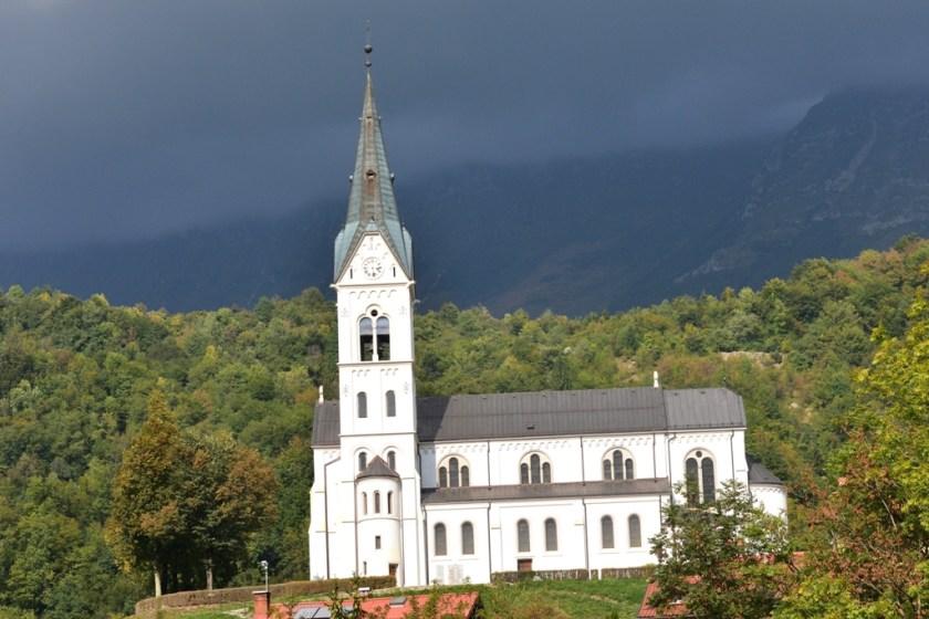 Alpe Adria Trail, Slovenia
